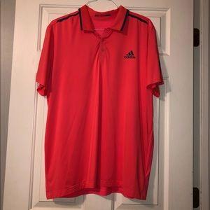 Men's adidas polo tennis/golf XXL
